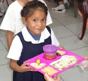 150 Children Feed Each School Day
