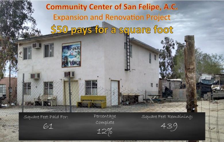 Community Center web