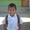 Carlos Enrique Gonzales de la Paz, 1st Grade