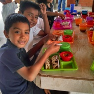 San Felipe de Jesus Elementary Feeding Center