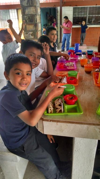 San Felipe de Jesus Elementary Feeding Center